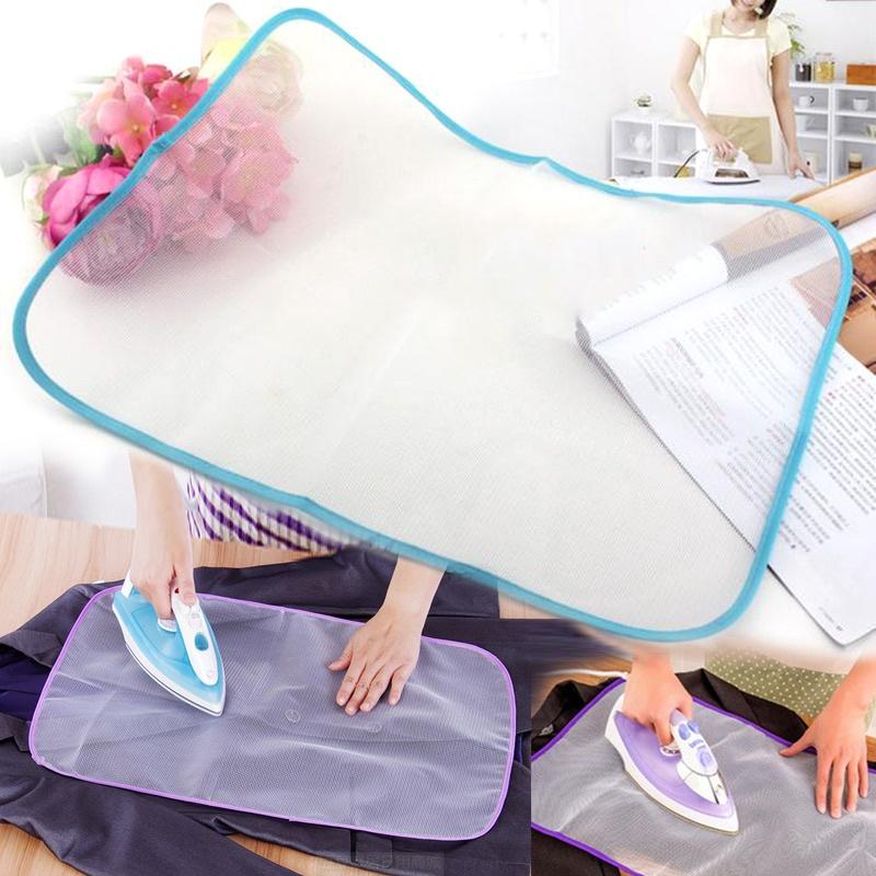 Protective Heat Insulation Press Mesh Ironing Guard Cloth