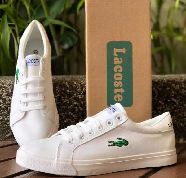 Buy Lacoste Sneakers Online | lazada.com.ph