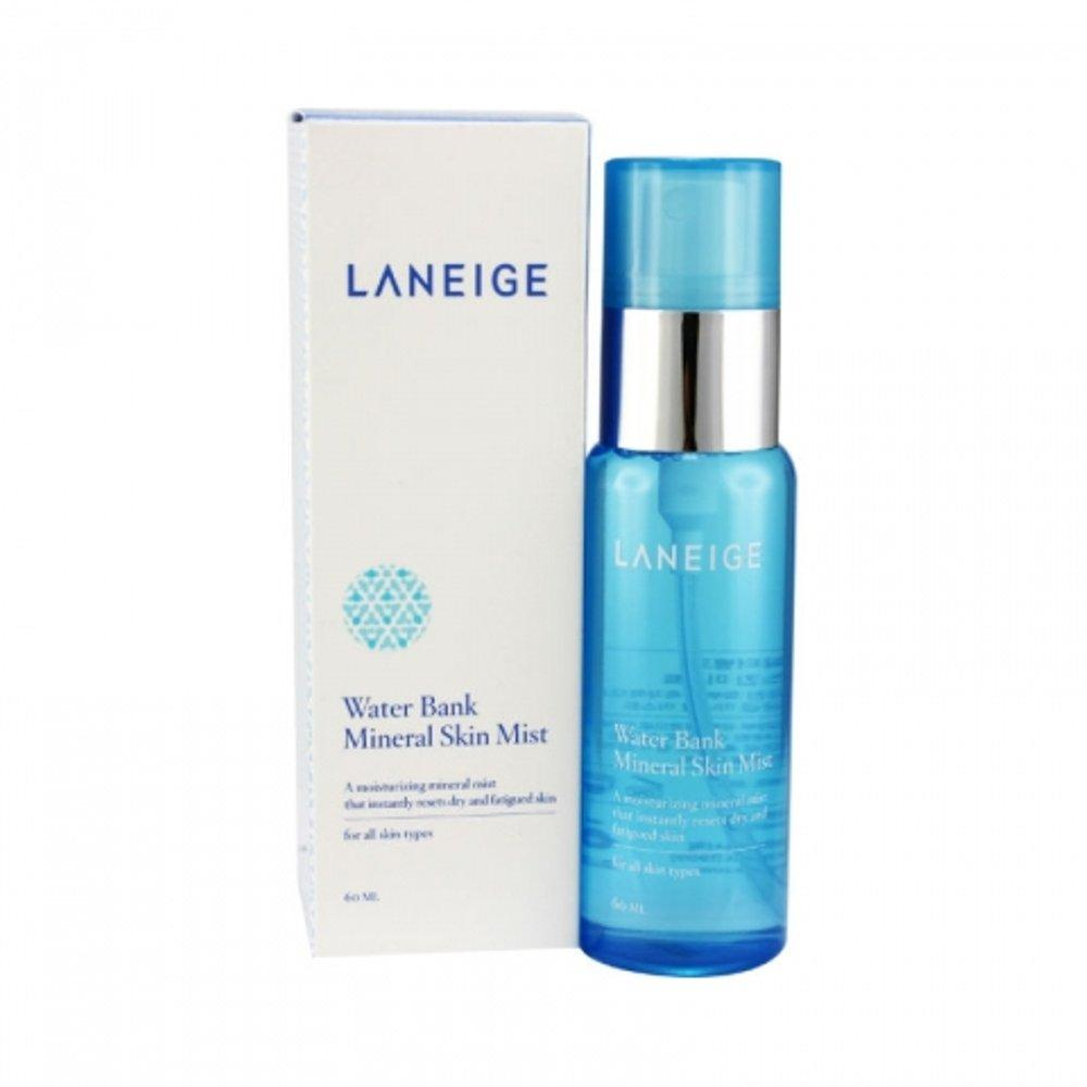 Buy Sell Cheapest Water Bank Mineral Best Quality Product Deals Laneige Original Korea Trial Kit Sample Basic Care Moisture 2 Items Skin Mist 30ml