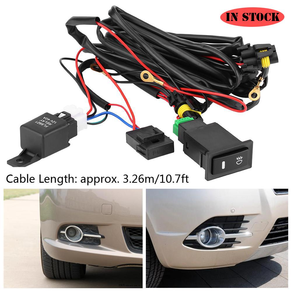 3 Way Switch Wiring Diagram Fog Light Relay With And Lighted Car Switches For Sale Auto Online Brands Prices 12v Universal Led On Off Harness Fuse Kit