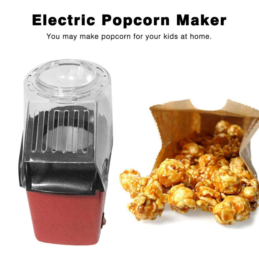 Osman Electric Popcorn Maker Household Automatic Popcorn Machine Air Blowing Popper By Osmanthus