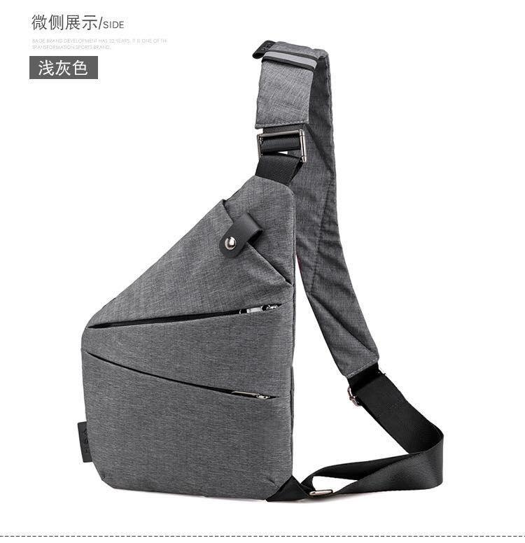 60e5f65cbda7 JDM Sling Bag Lightweight Anti-theft Small Shoulder Chest Cross Body  Backpack Outdoor Day Pack