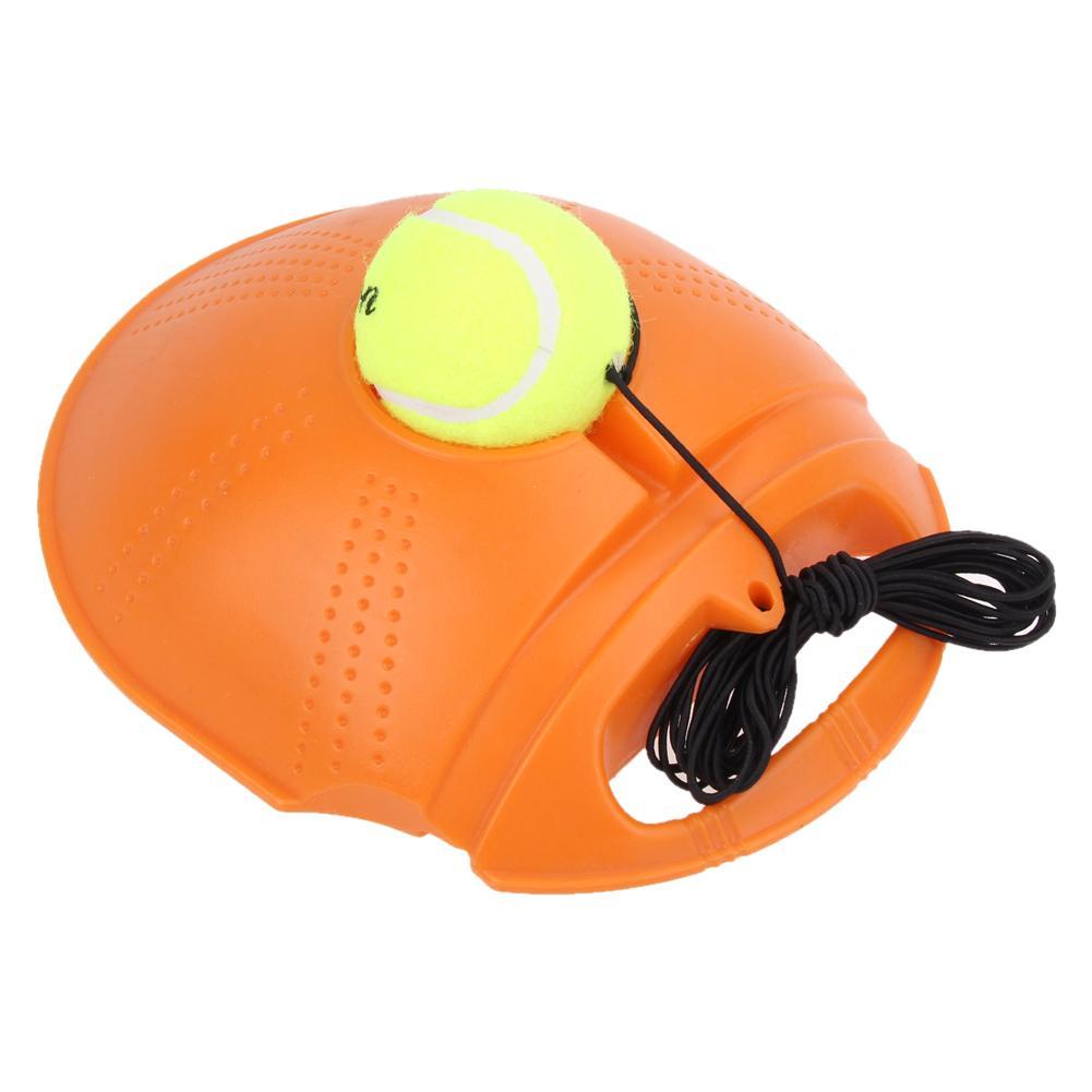 Tennis Training Tool Self-Study Rebound Ball Baseboard - Intl By Rainbowonline.