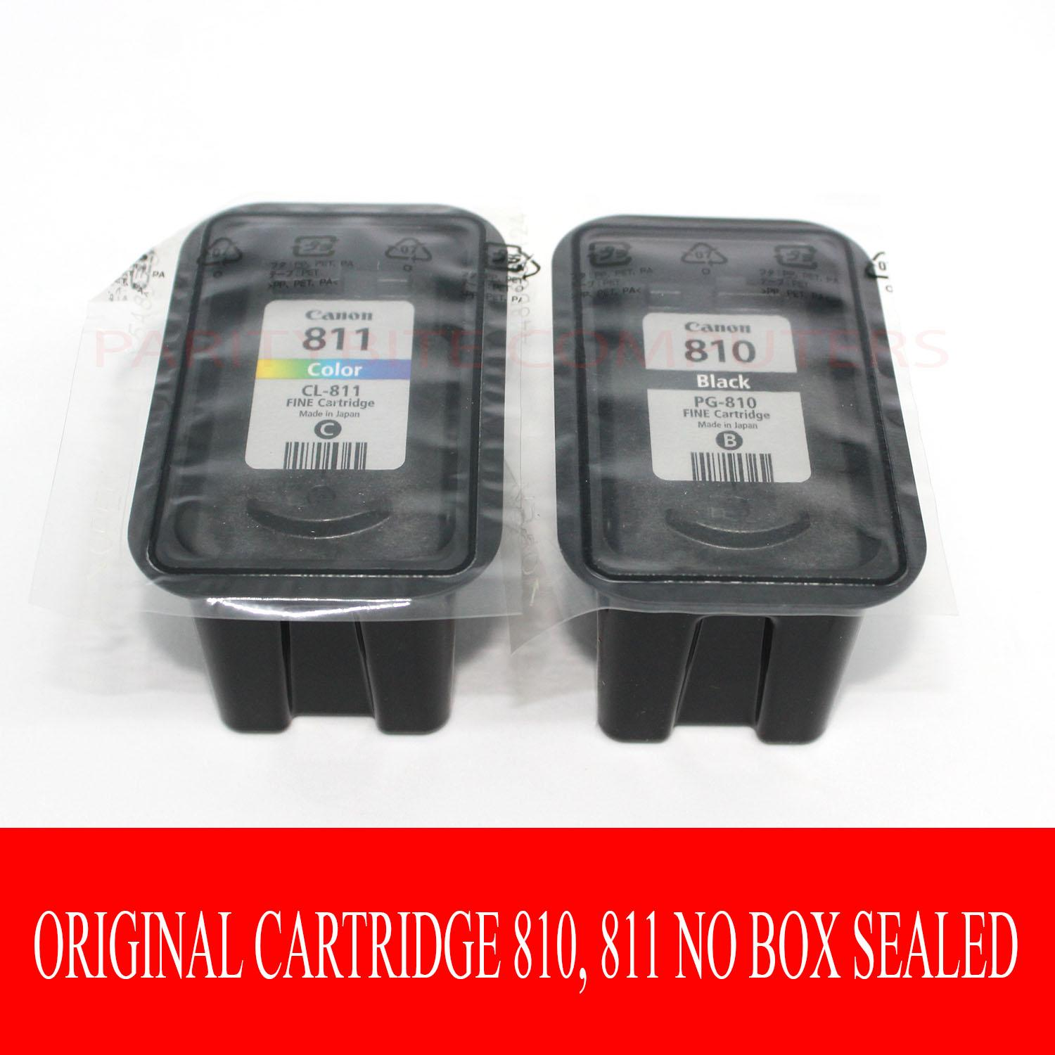 Inkjet Inks For Sale Cartridges Prices Brands Specs In Canon Catridge Cl811 Color Original Tinta Pg 810cl 811 Cartridge Sealed No Box