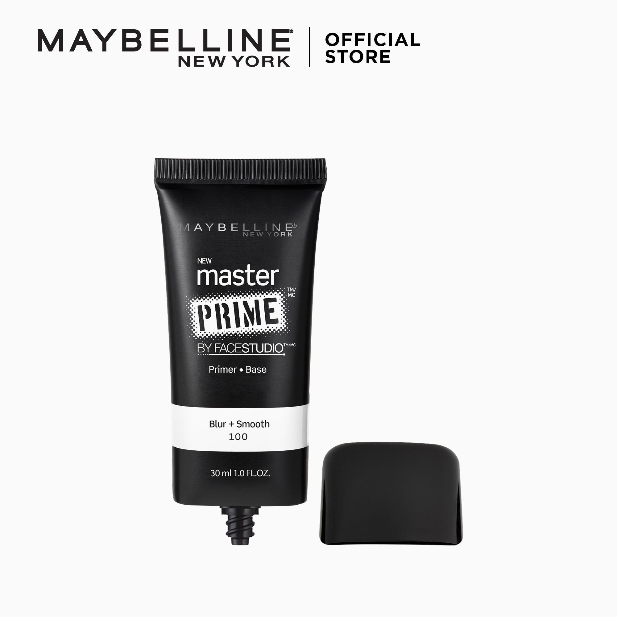 Maybelline Philippines Price List Lipstick Face Studio V Shape Powder 01 Light Med Master Prime Mattifying Primer Base By
