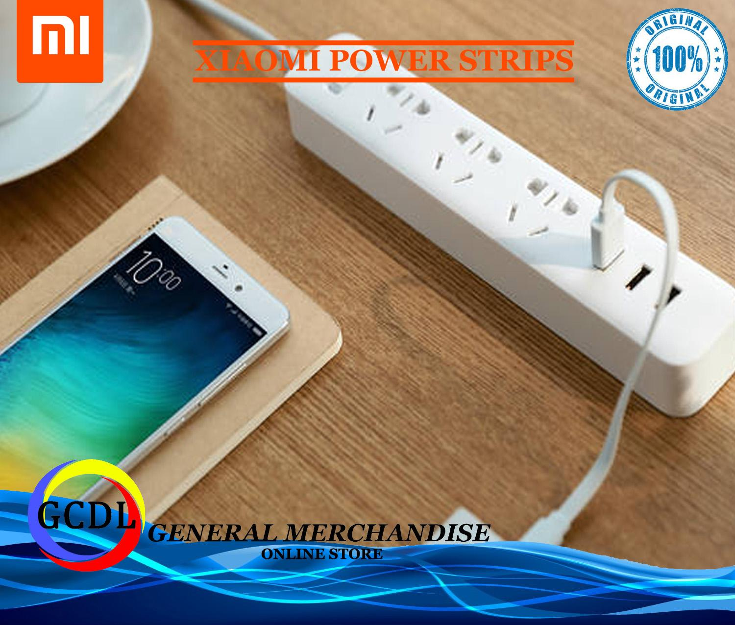 Buy Sell Cheapest Xiaomi 3 Usb Best Quality Product Deals Mi Smart Power Strip Plug Adapter With Port 2a Gcdl Adaptation Fast Charging Xiao Extension Socket