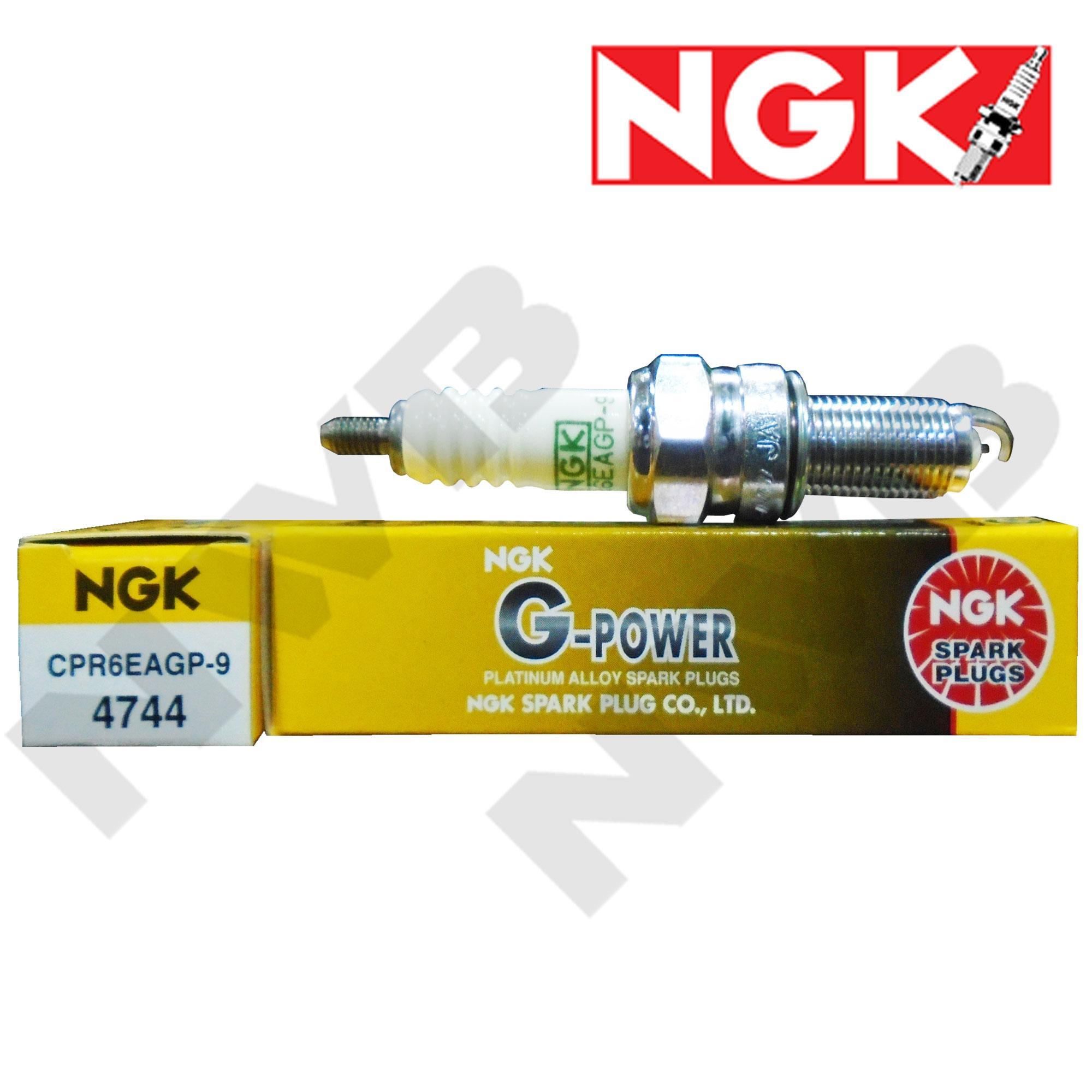 Ngk Cpr6eagp-9 Spark Plug By Nwb Wiper Blade.