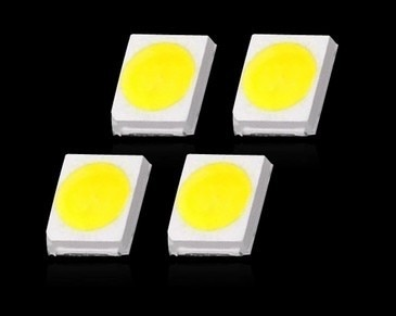 Diodes 100pcs Lg Led Backlight 1210 3528 2835 1w 100lm Cool White Lcd Backlight For Tv Tv Application