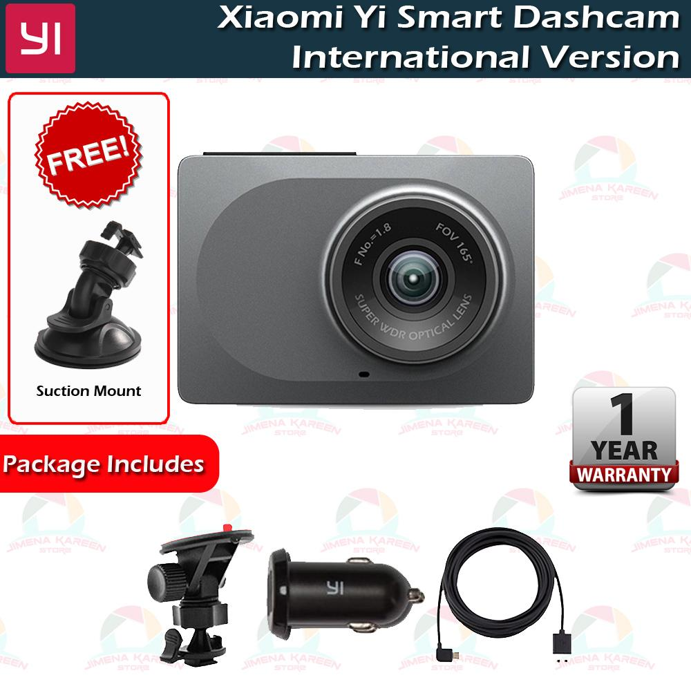Xiaomi Cameras Philippines Dslr For Sale Prices Reviews Kamera Xiao Fang 1080p Ip Cam Cctv Yi Smart Dashcam Dash Camera 2018 International Version Dashboard Car Dvr Night Vision Hd