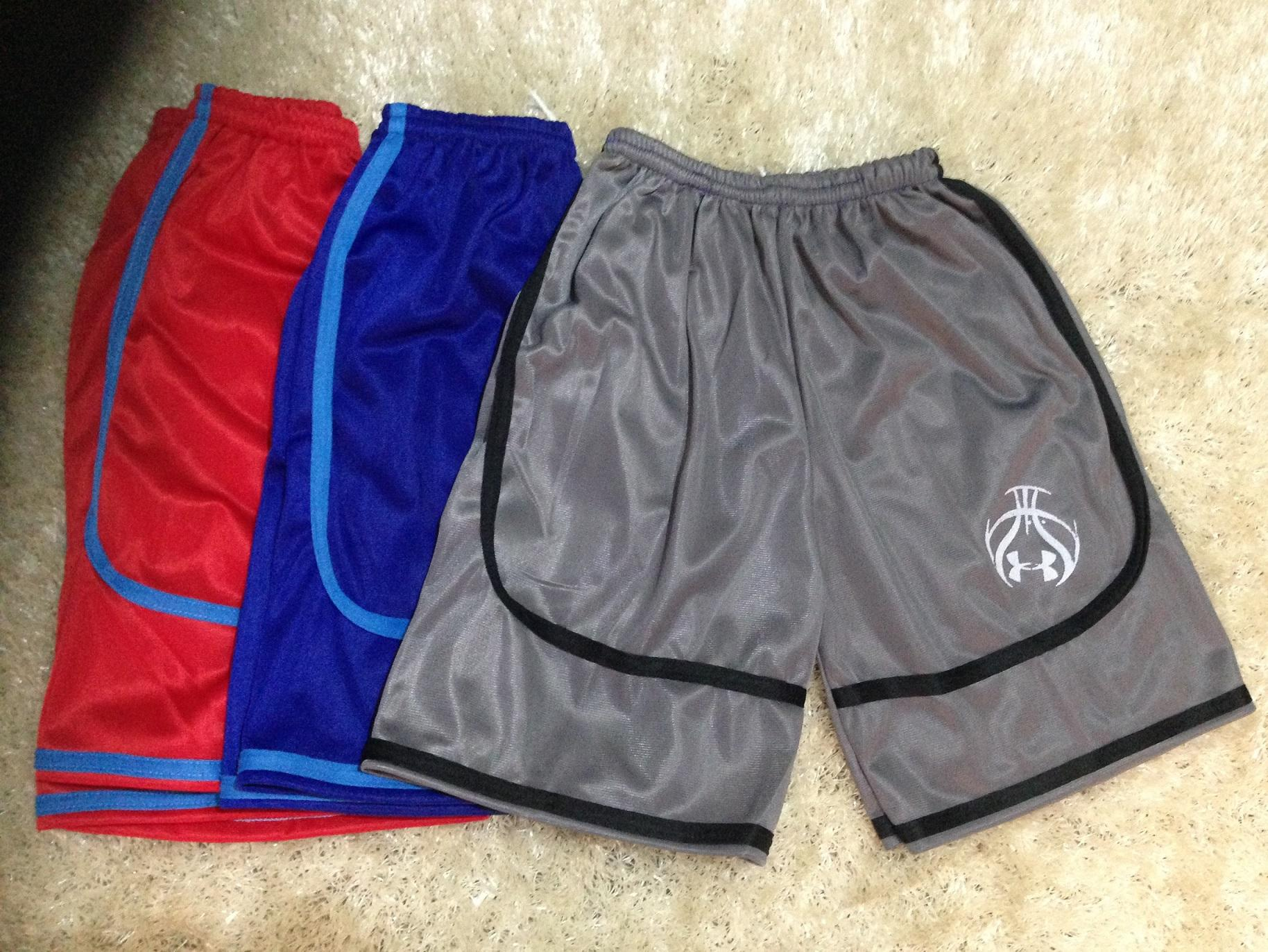 Printed Jersey Pull Up Shorts Assorted Prints 3-8yrs Old By Gmmerchandise.
