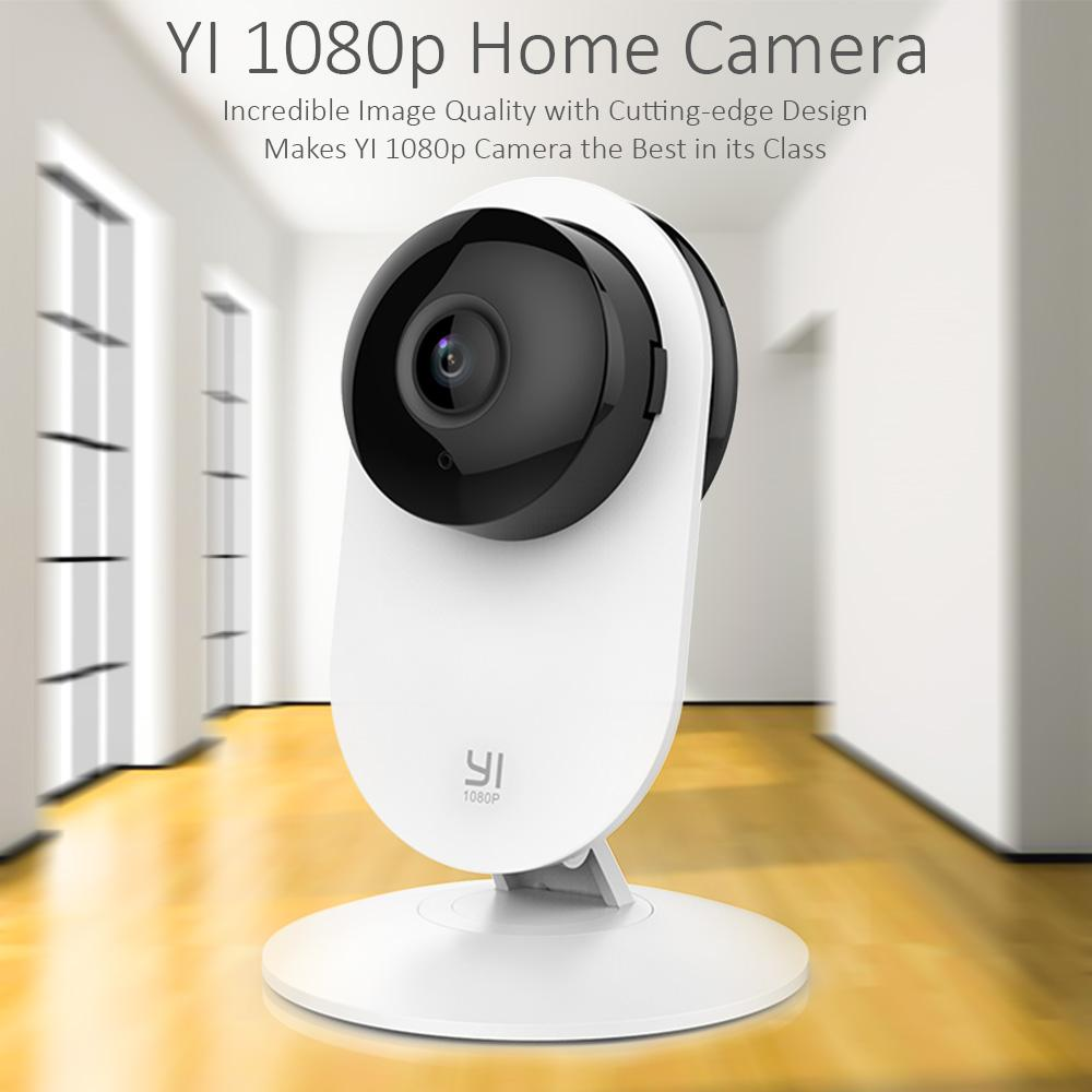 Buy Sell Cheapest Xiaomi Yi Ip Best Quality Product Deals Original Dome 720p Camera International Version White Hd Smart Wifi Home Security Surveillance 1080p