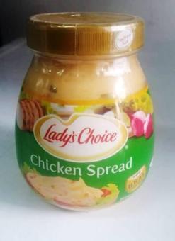 Ladys Choice Chicken Spread (6 x 220 ml)