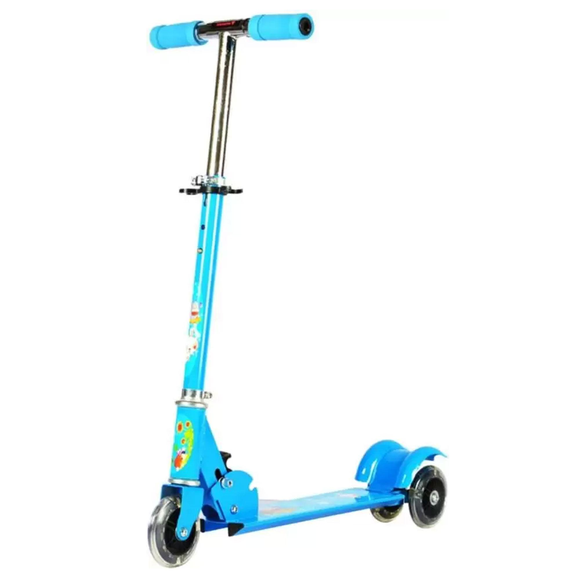 Little Jr 3 Wheels Scooter (assorted Design) By Gonzalez General Merchandise.