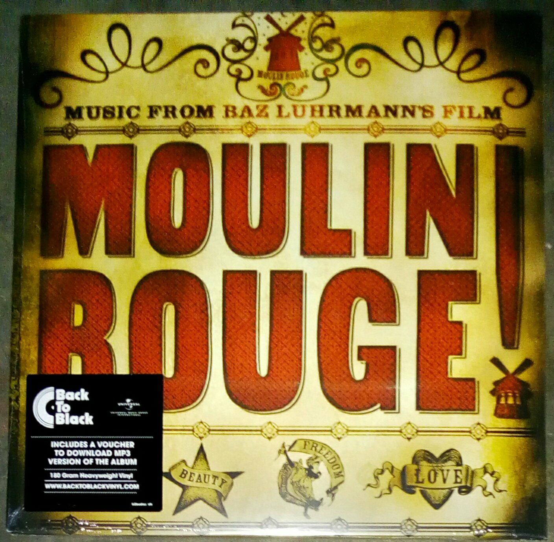 Moulin Rouge (Music From Baz Luhrman's Film) Vinyl LP