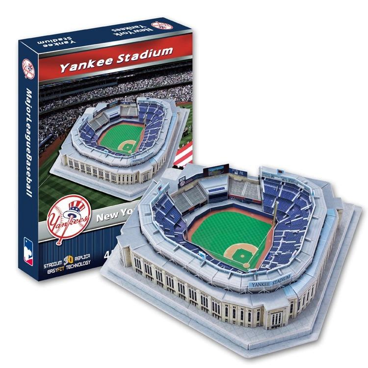 3D Puzzle Stadio San Siro Stadium Giuseppe Meazza AC Milan FC ClubHome Model For Kids Educational