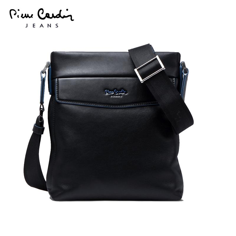 Pierre Cardin Product Men s Single-shoulder bag bags Men s Real-leather bag  bags First 575d89dad0798