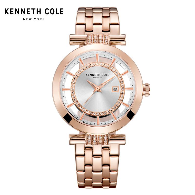 e393faef719 Day Optimization kennethcole watch watches women Belt Steel Belt Quartz watch  watches New York Trend of