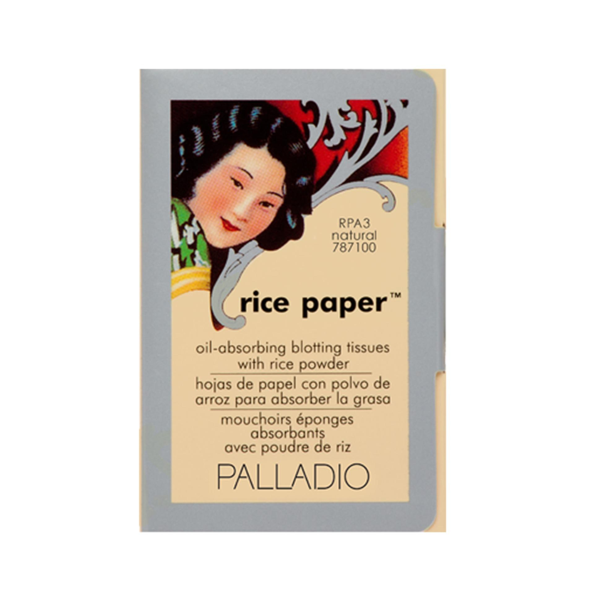 PALLADIO Natural Rice Paper Philippines