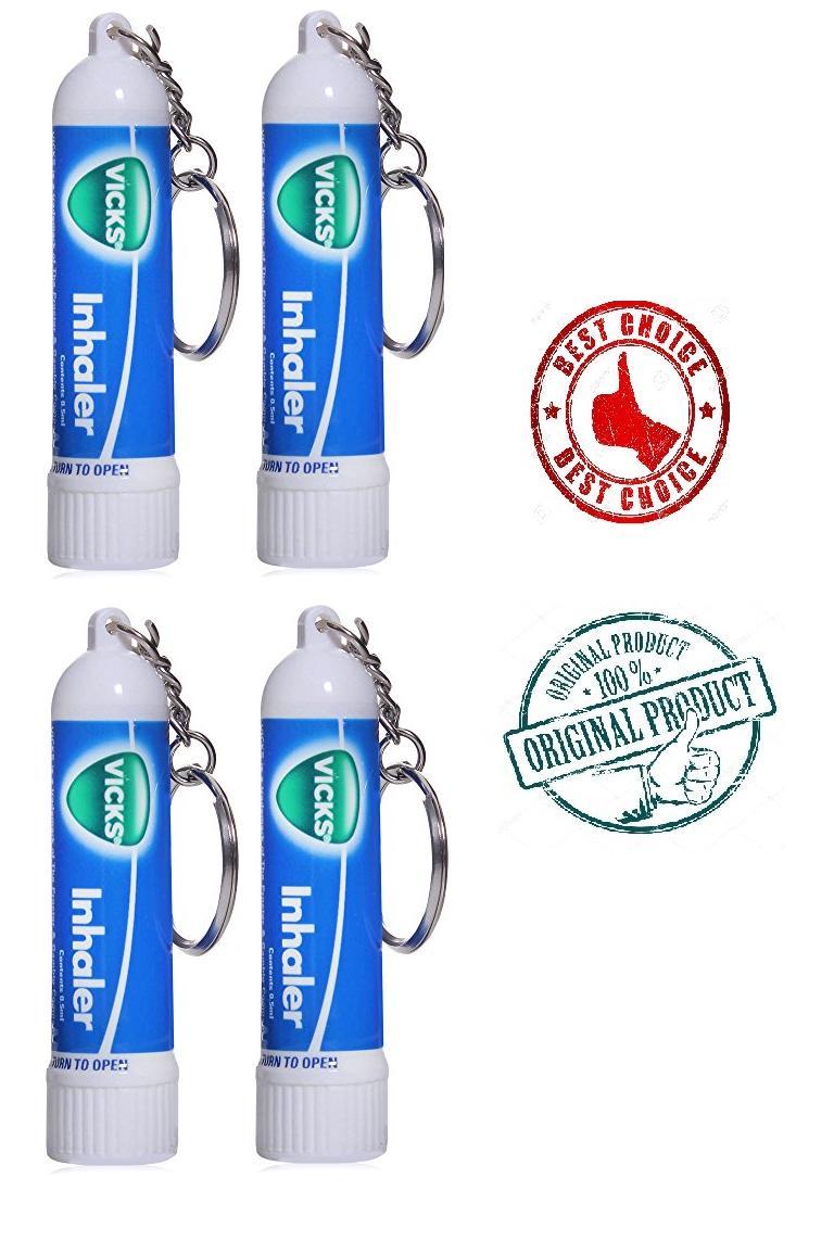 Vicks Inhaler - 4pcs By Jc Pharma.