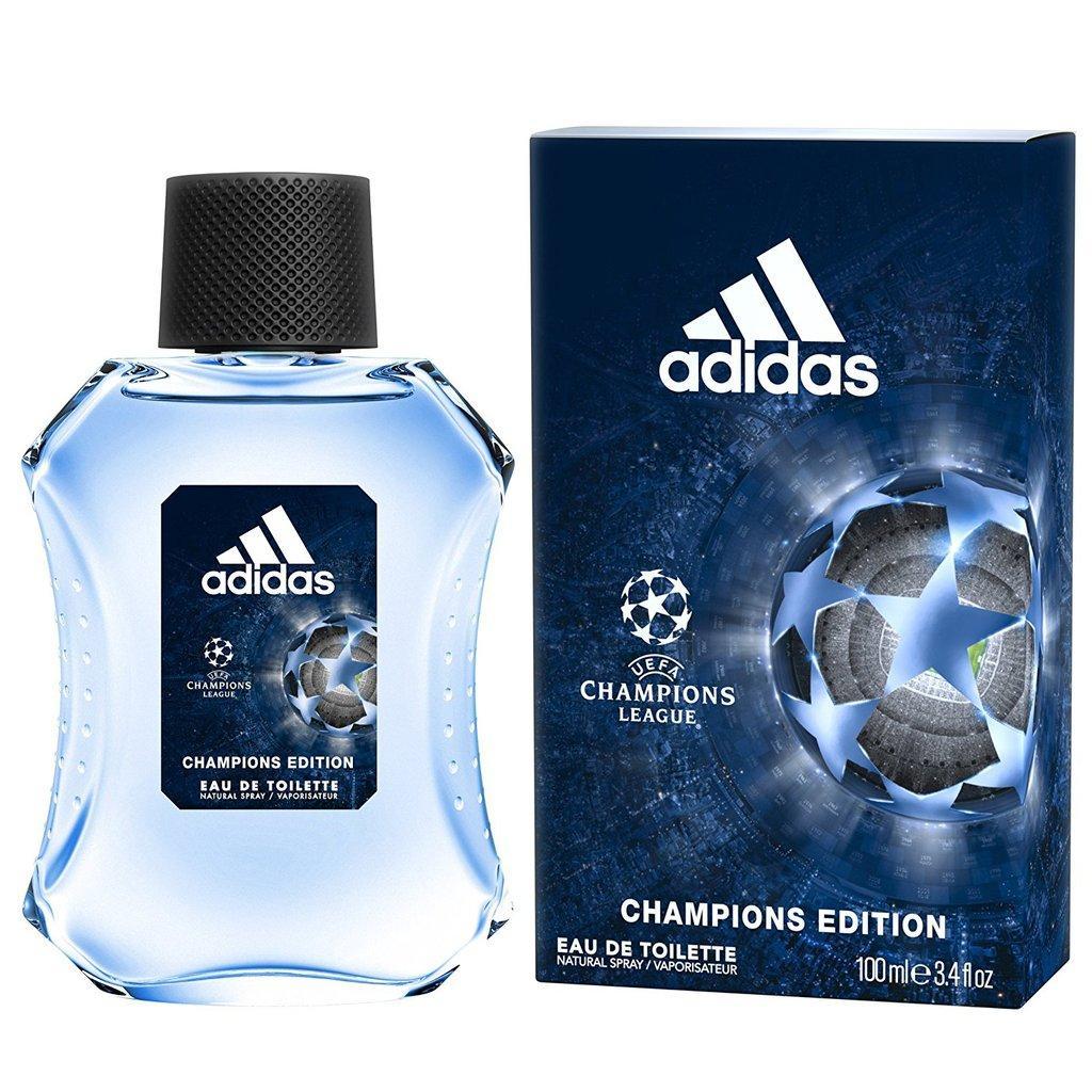 Adidas Fragrances Philippines Mens And Womens Fragrance For Parfum Original Get Ready Champions League Edition Eau De Toilette Perfume Men Star 100ml