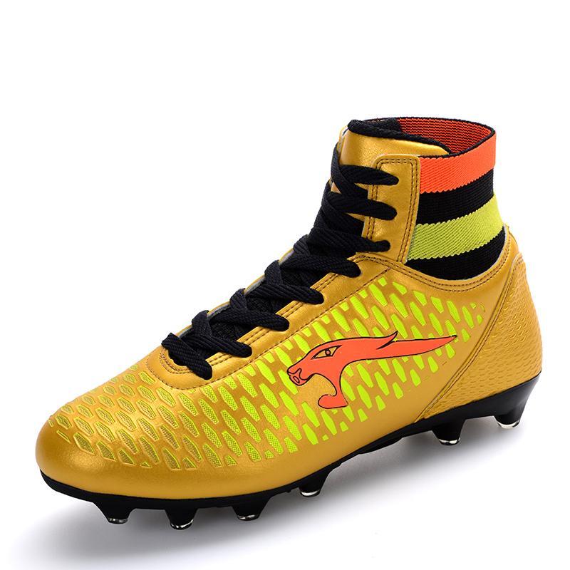 07ce1fe43f36 Kid s Football Shoes Classic Medium Upper New Fashion Boys and Girls Sports  Training Shoes High Quality