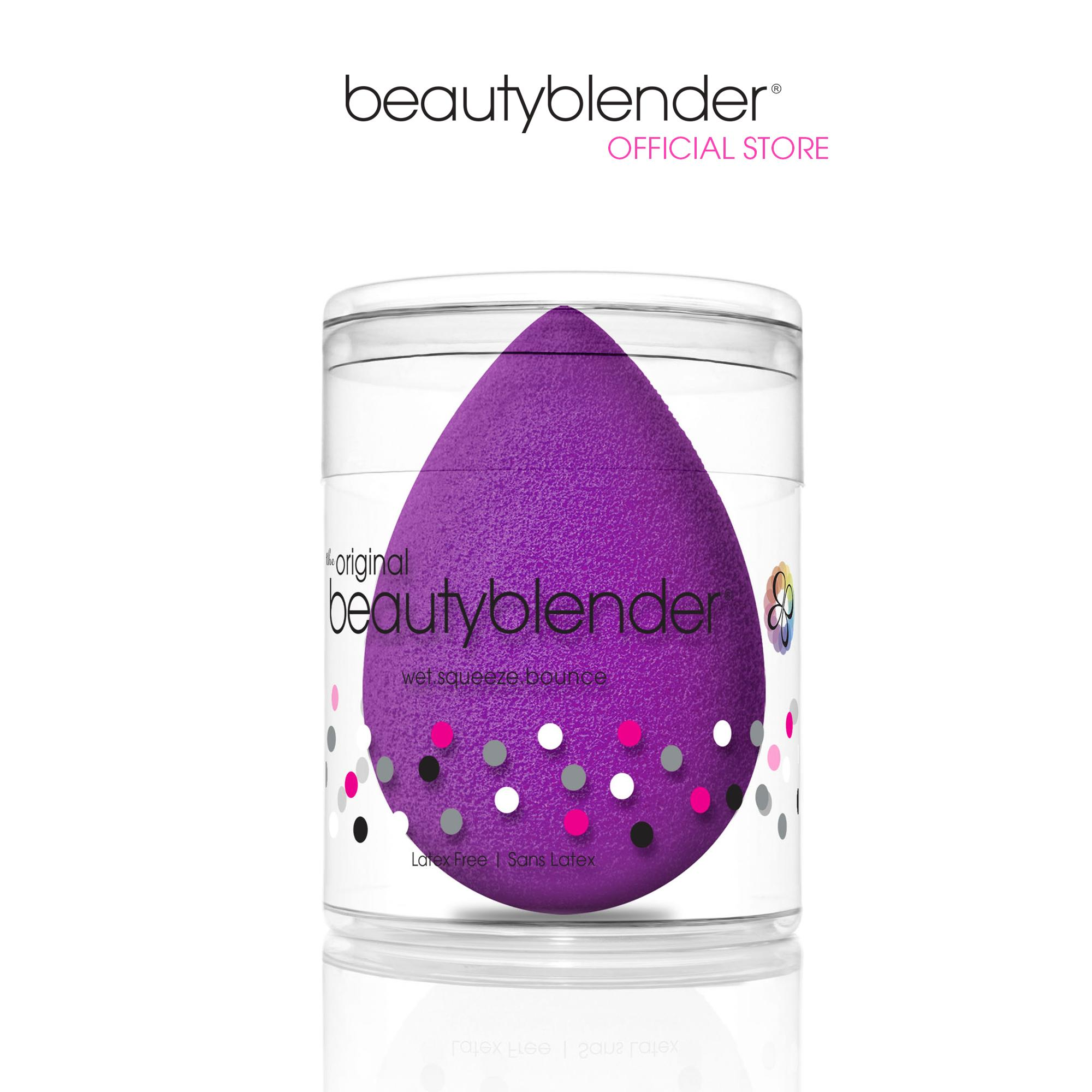 Beautyblender 5509 Make-Up Sponge In Mini Canister - Royal Philippines