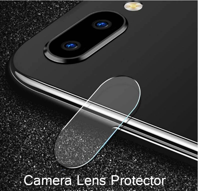 For Oppo F9 Back Camera Lens Tempered Glass protector Film