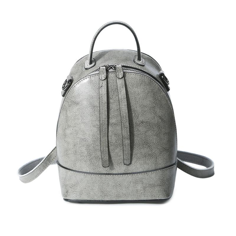 0db3066cee Hong Kong SAR China. Western Style Package women bag bags Back over the  Dual Purpose 2019 Spring Leather Backpack Versatile
