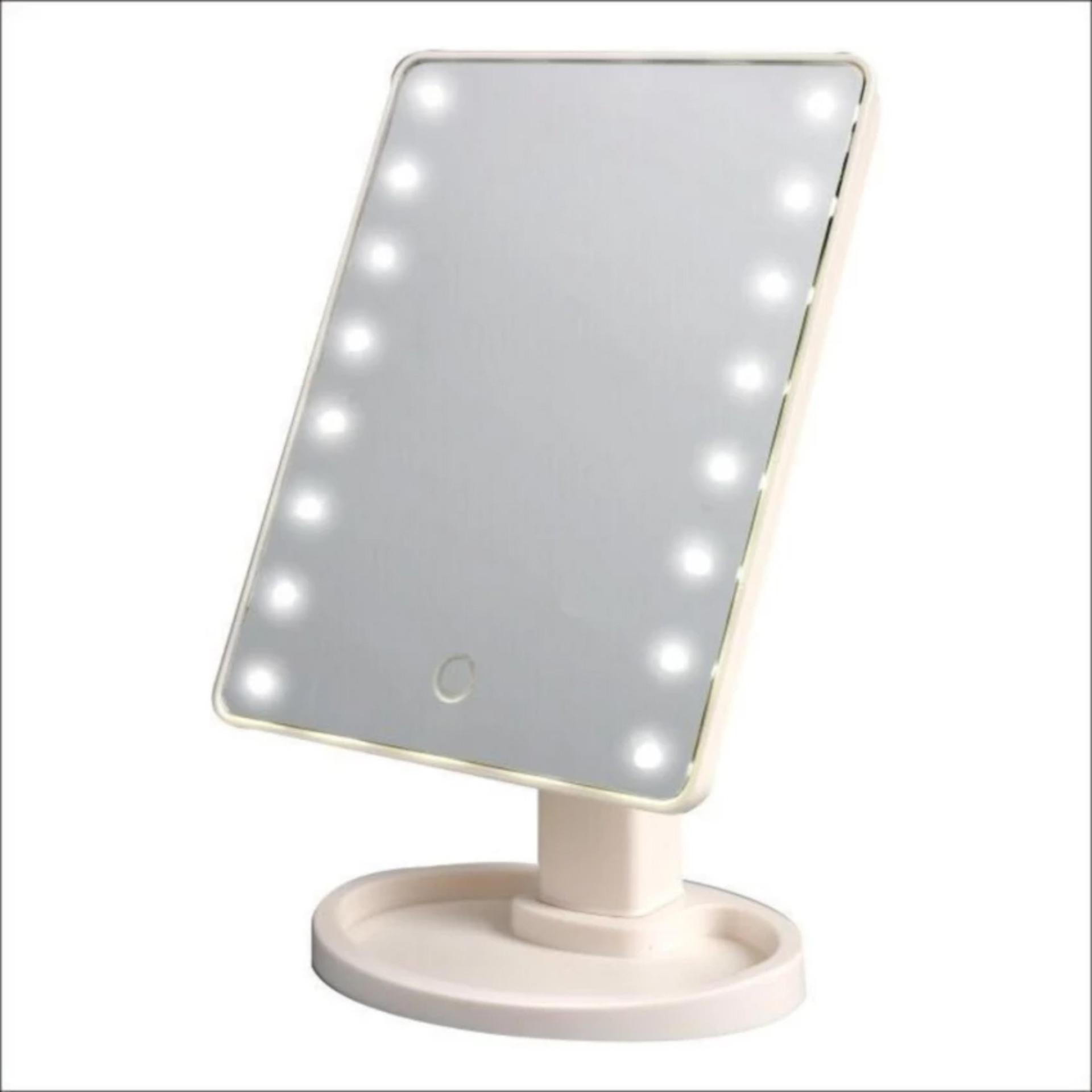 LED Make Up Mirror (White) Philippines