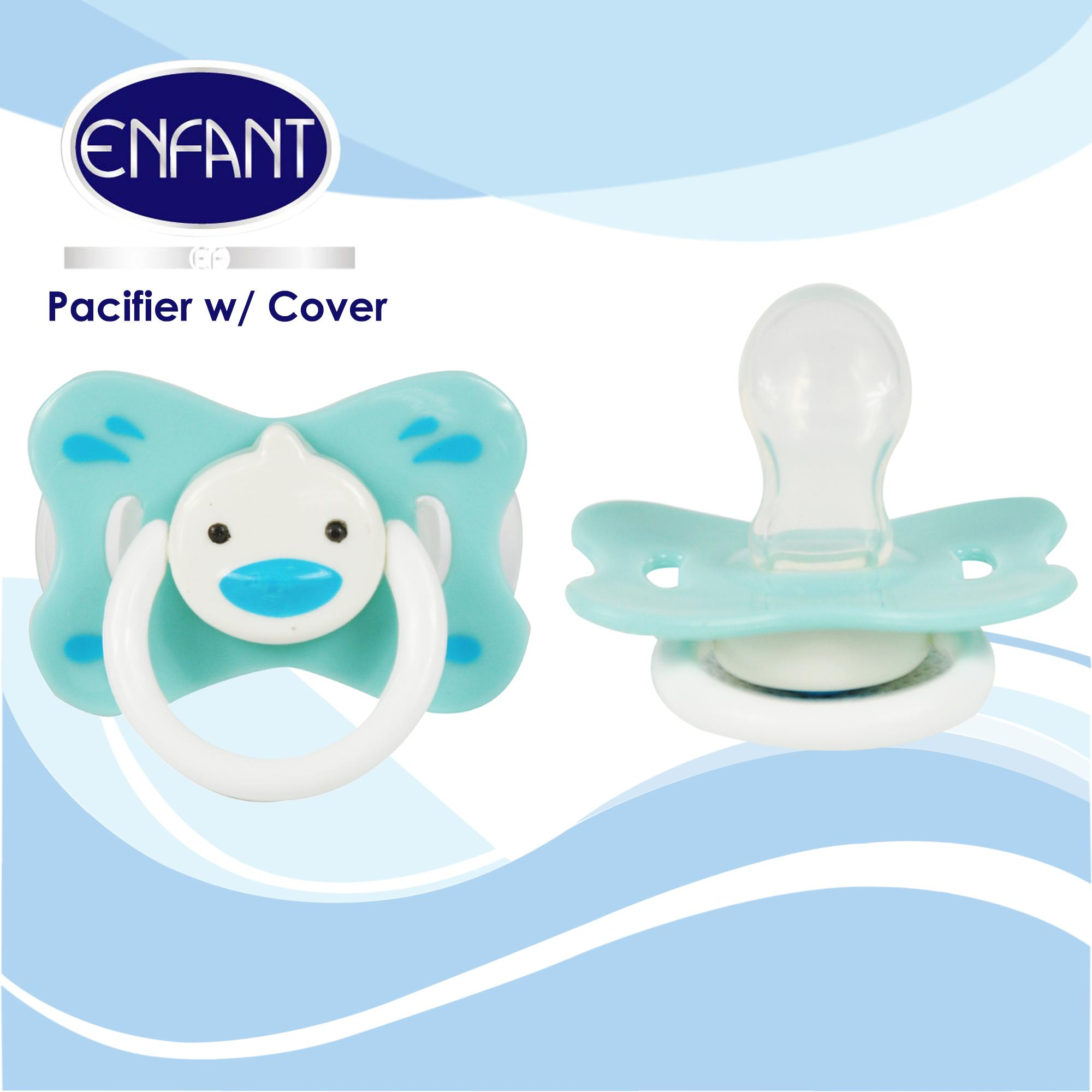 Enfant Pacifier With Cover By Enfant Specialty Shop.