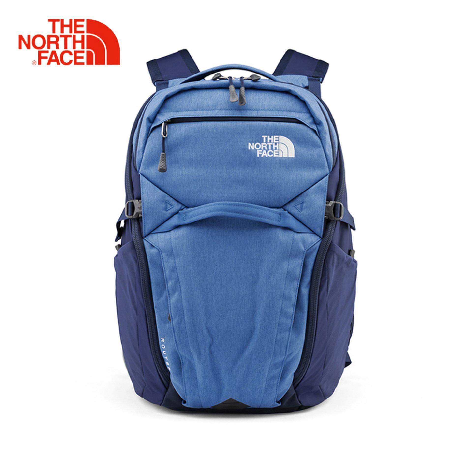 8321c26efbf1 The North Face Router 40L Comfortable FlexVent™ Laptop Tablet Book  Reflective Back Pack