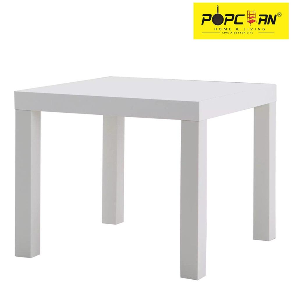 Lack 55x55cm Easy To Assemble Side Table For Coffee/tea/tv By Popcorn Home & Living.