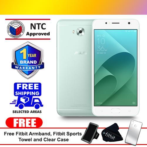Presenting Asus Zenfone 4 Selfie Lite 16GB 5 50 (Mint Green) Mobile