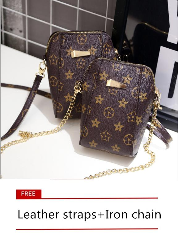 6d926bc1061 Great-king One piece Women Lady Cross Body Sling Shoulder Shell Bag Fashion  Mobile phone