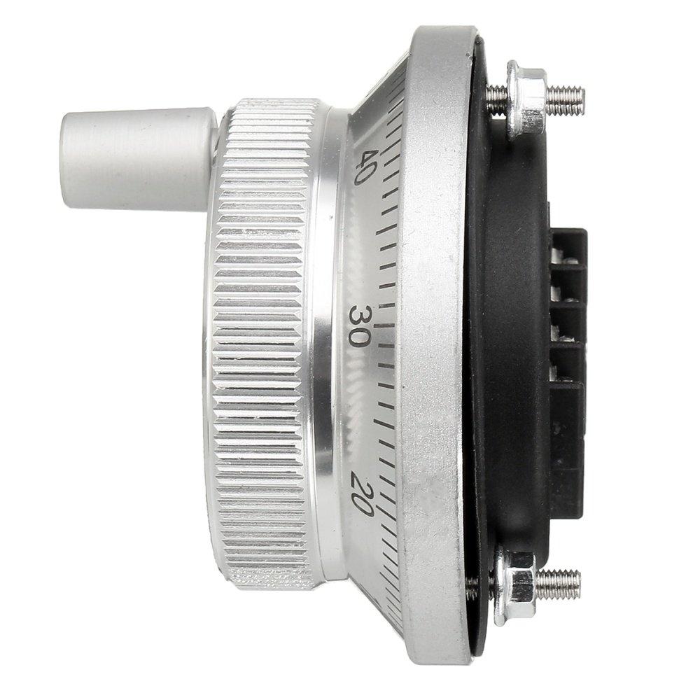 100PPR 6 Terminal Eletronic Hand Wheel Manual Pulse Encoder Generator CNC  Lathe - intl