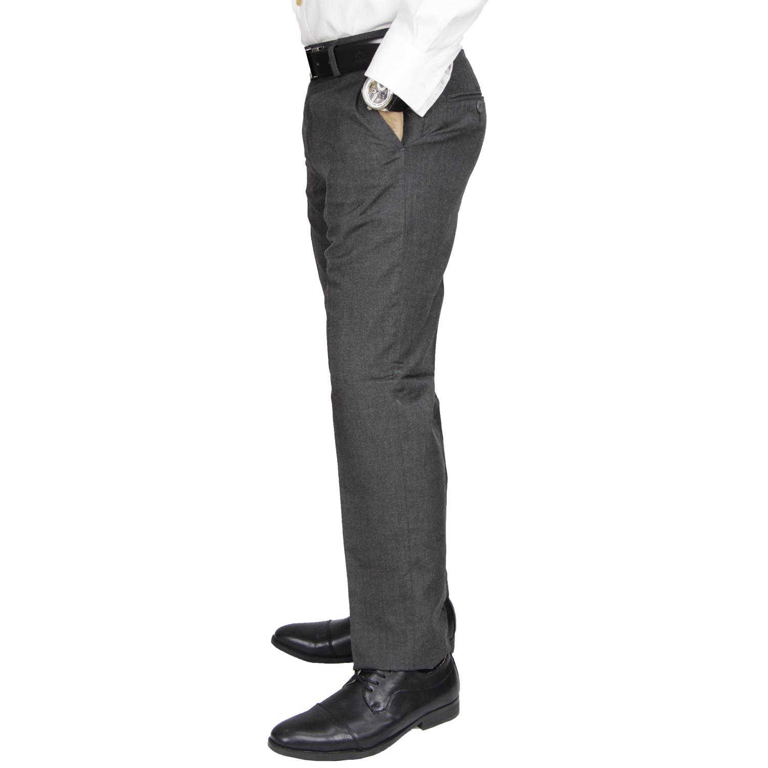5633a33ac PROFILE by IDENTITY - Mens Corporate Collection Office Wear Formal Trouser Suit  Pants