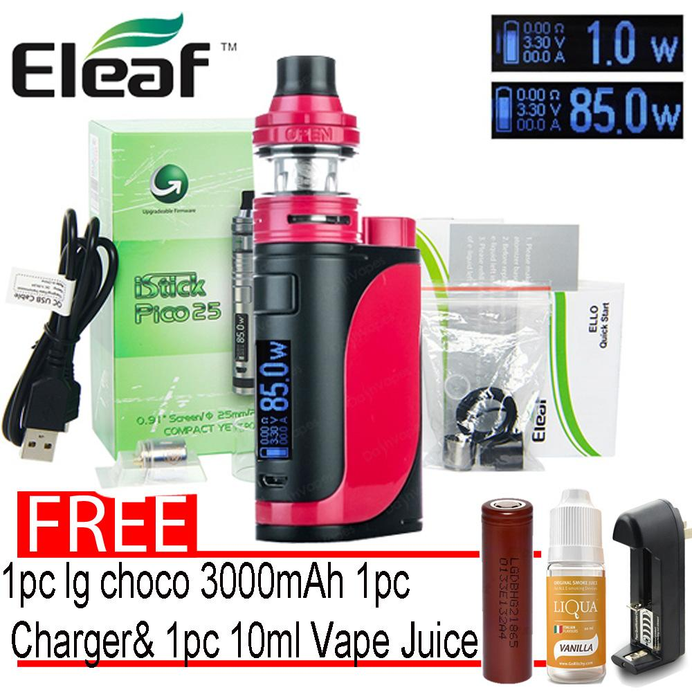 Eleaf Philippines Price List Vape Atomizer Mod Set For Fuses Box Sale Lazada