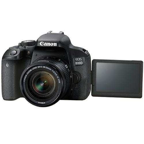 Canon Eos 800d + 18-55mm F4-5.6 Is Stm > 1 Year Warranty < By Best Zone D.