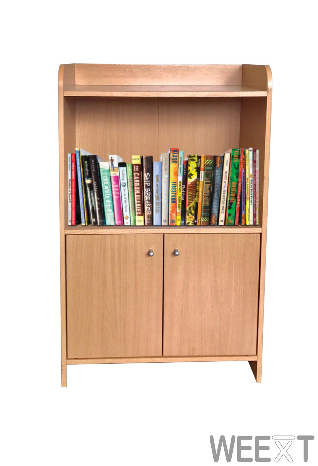 Weext Storage Shelf With 2 Door Natural By Weext Trading Corp Warehouse.