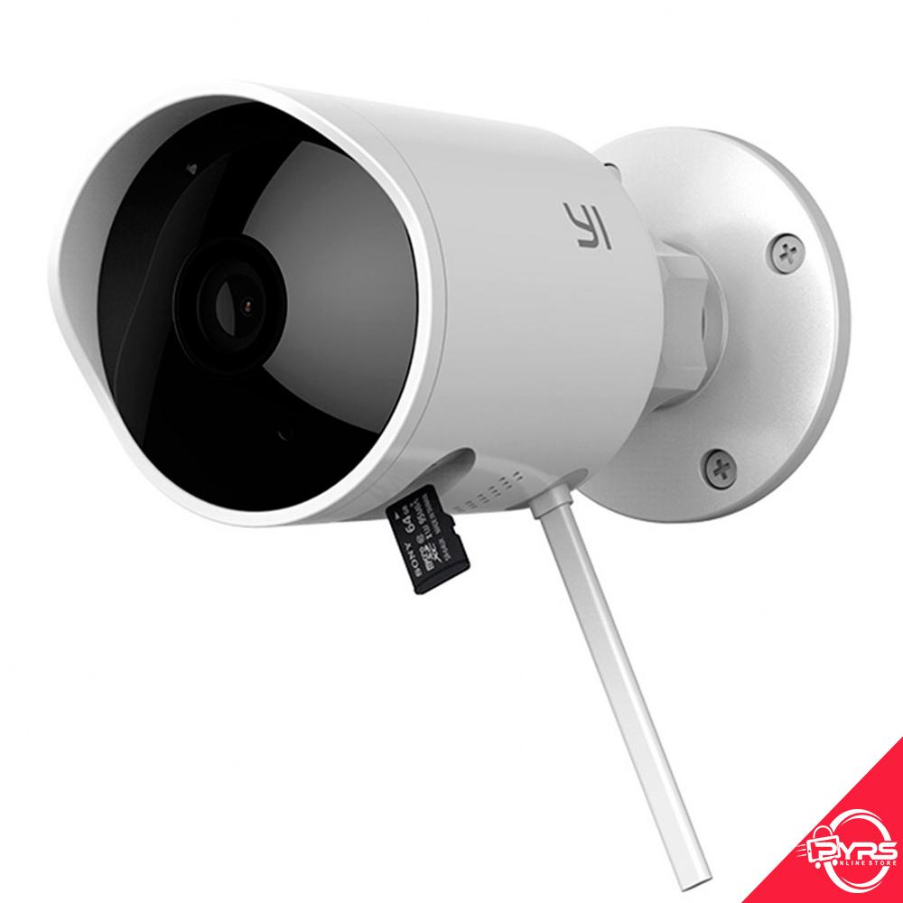 Buy Sell Cheapest Xiaomi Yi Ip Best Quality Product Deals Original Dome 720p Camera International Version White Outdoor Smart