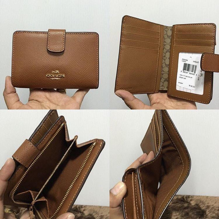 finest selection 75dd0 a60eb order coach wallet philippines ed985 fb03a