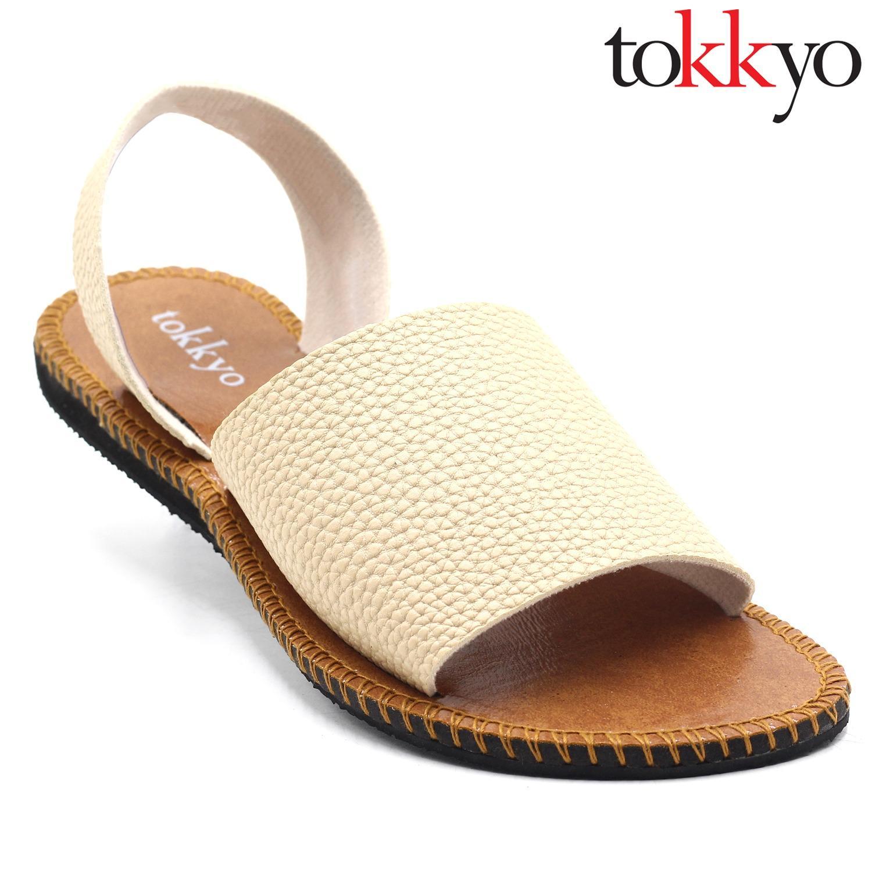Tokkyo Shoes Women's Iris Flat Sandals