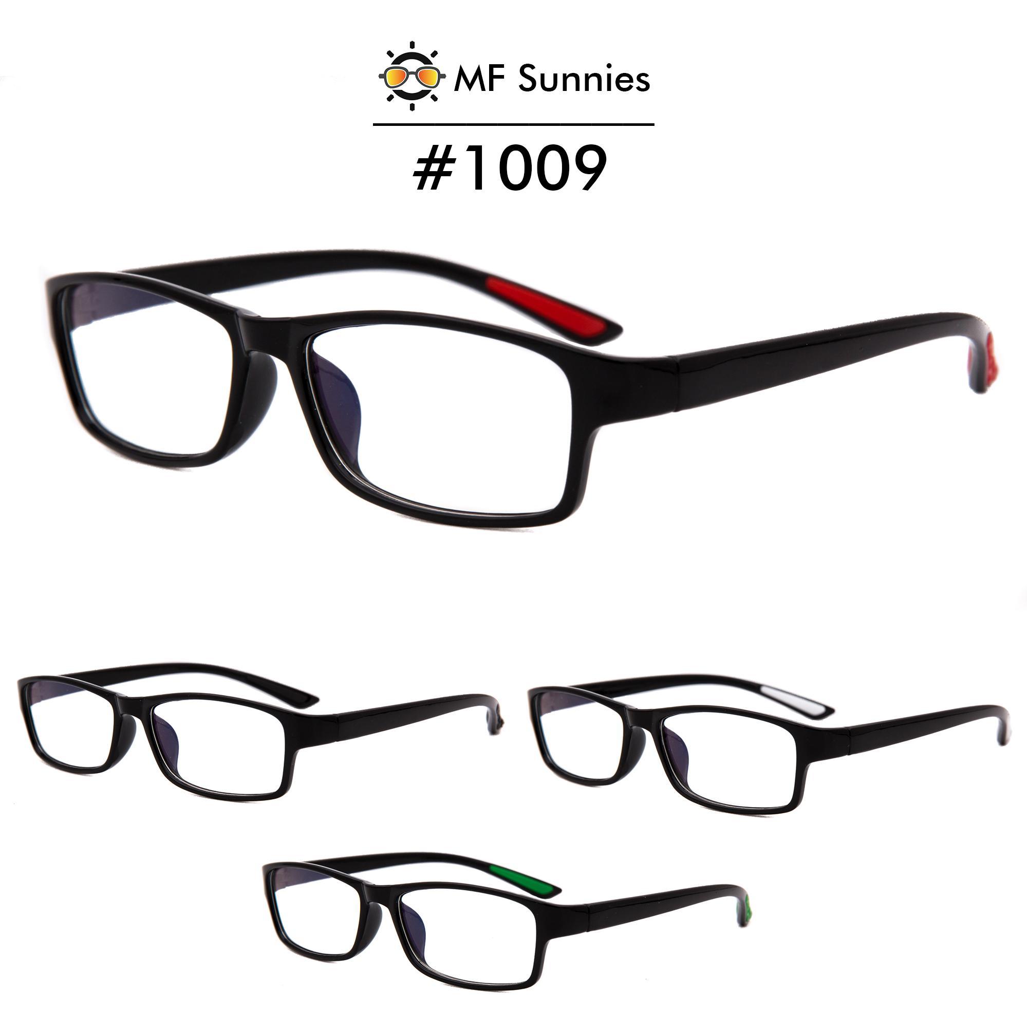 e718bb0fb00 MFSunnies Replaceable Lens Acetate Frame Fashion Eyewear Anti Radiation  Anti Blue Light  1009