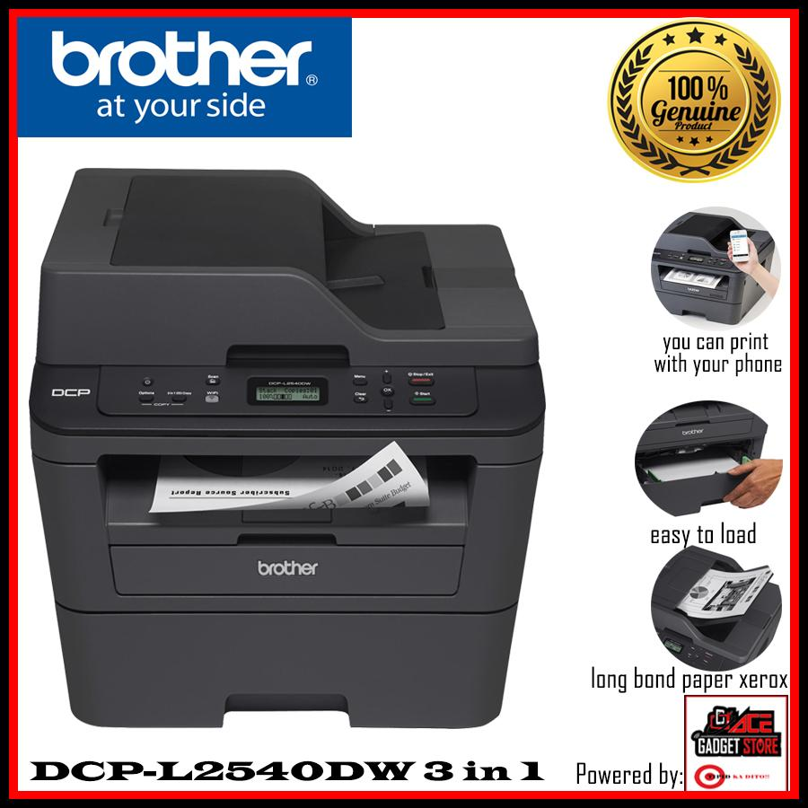 Printers For Sale Computer Prices Brands Specs In Ready Cartridge Canon 810 Black Ori Brother Dcp L2540dw 3 1 Monochrome Laser Printer With 2 Sided Printing And Wireless Networking
