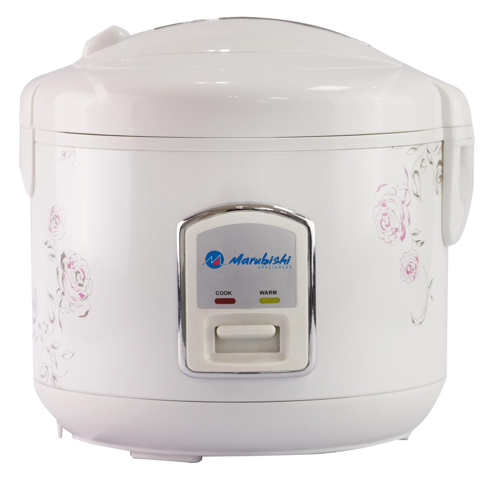 Marubishi Mrc 7e Jar Type Rice Cooker 15l Hanabishi Electric Fan Wiring Diagram 220v