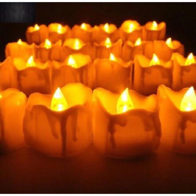 Led Tealight Candles For Electronic Decor Lamp By Jfshop211.