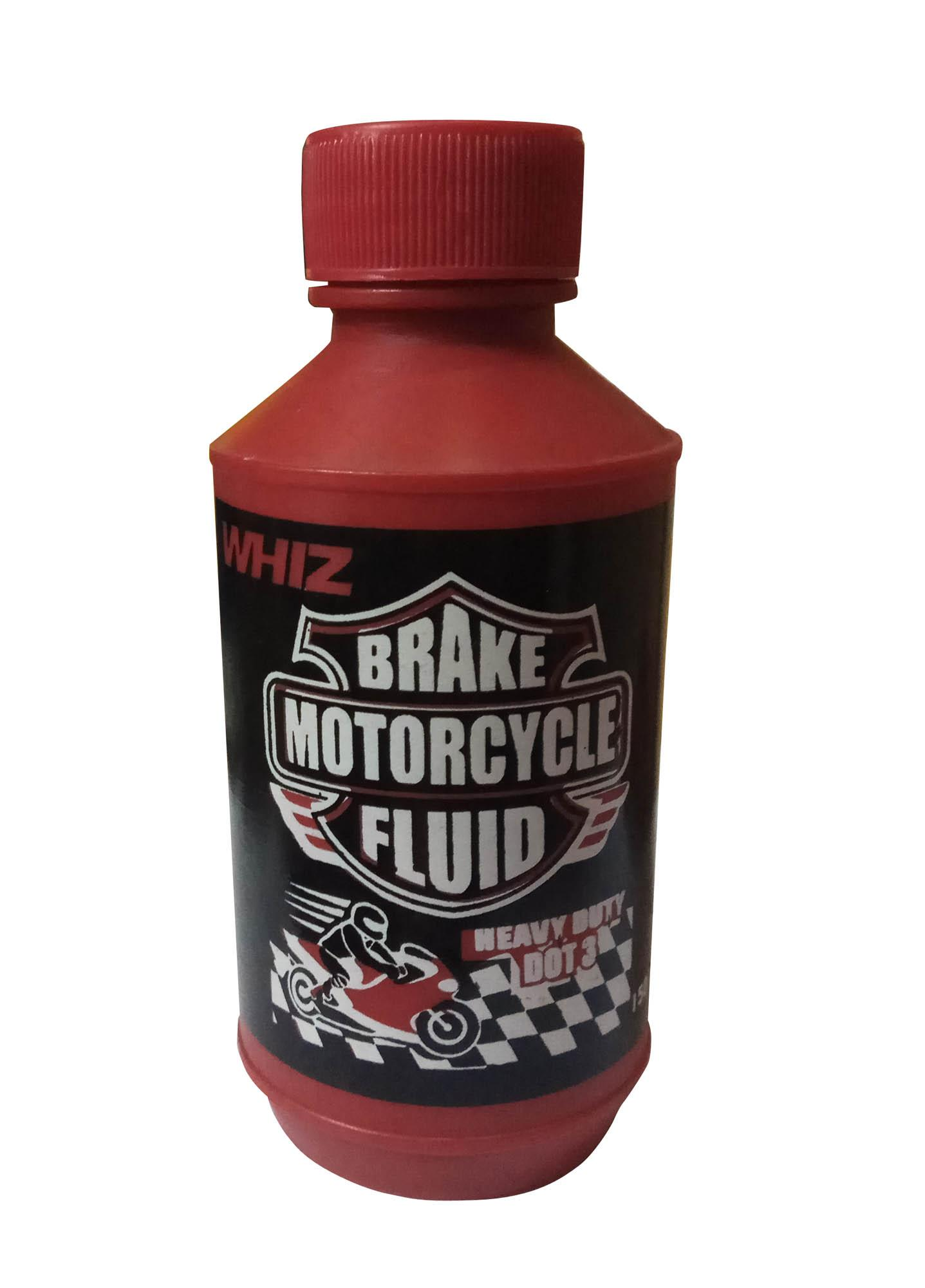 Whiz Motorcycle Brake Fluid Dot 3 150 Ml By Hobbies N Stuff.