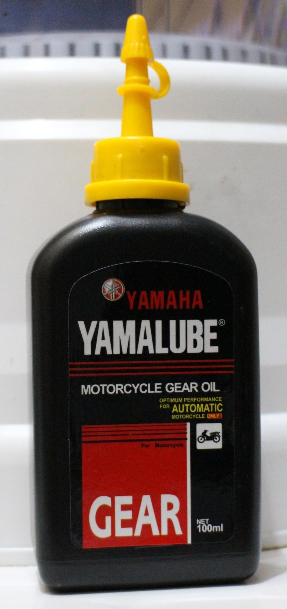 Yamaha Yamalube Gear Oil By Jca Motorshop.
