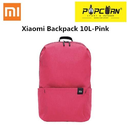 Original Xiaomi Color 10l Big Capacity Water-Resistant School Outdoor Bag Backpack By Popcorn Sport & Outdoor.