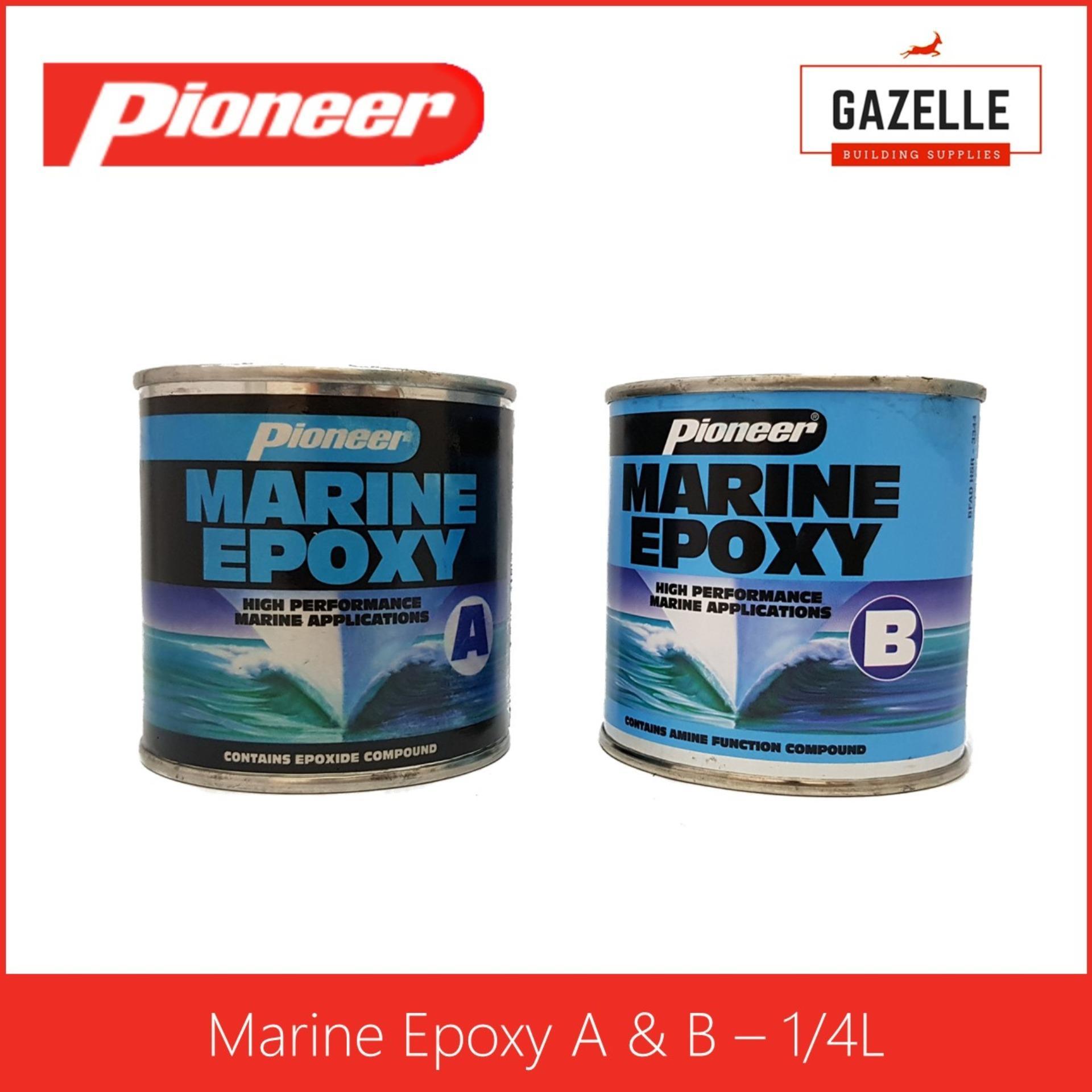 Pioneer Marine Epoxy Set - 1/4L